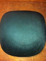Green seat pads for sale