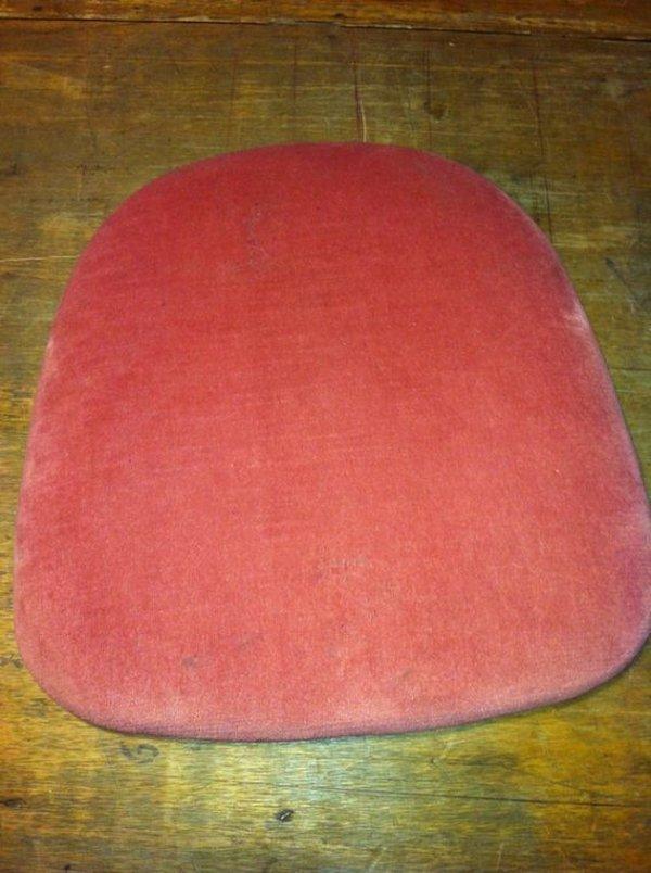 Pink seat pads