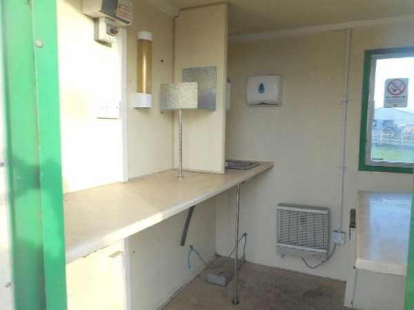 Towable site welfare unit