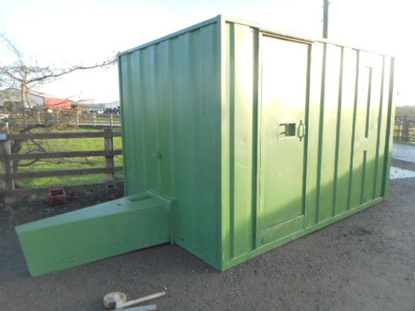 Welfare site unit