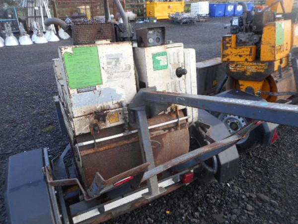 Secondhand Benford Terex
