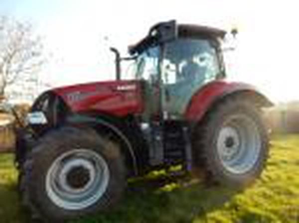 Case M1Xxum 115Mc Tractor