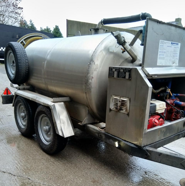 Used rapide tanker for sale
