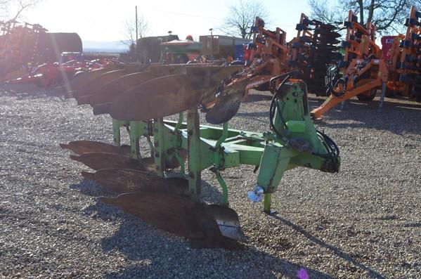 Ex Farm Dowdeswell DP8B 4 Furrow Plough