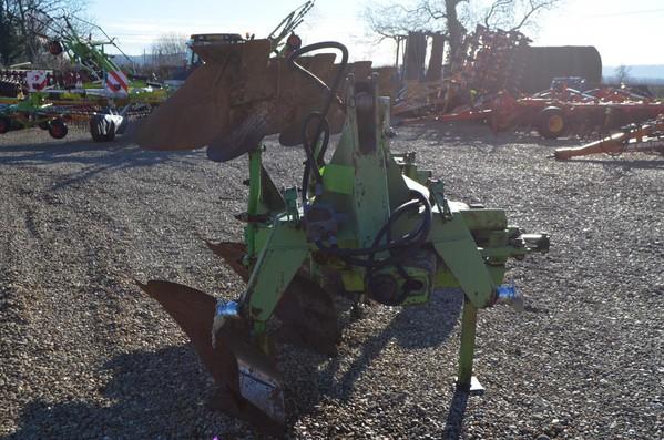 Farming Dowdeswell DP8B 4 Furrow Plough