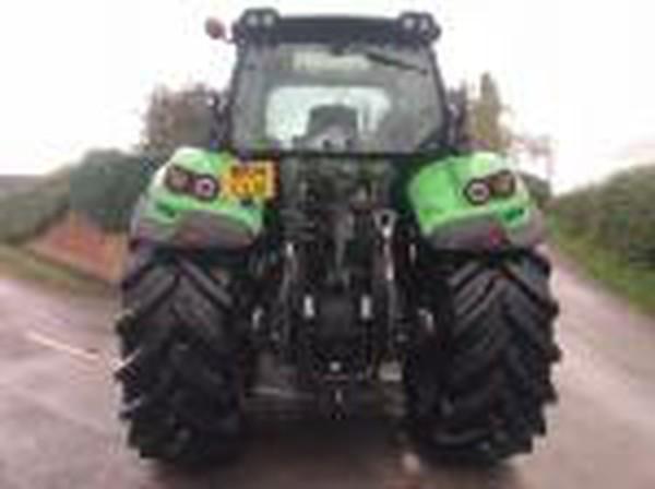 Deutz Agrotron 6190Ttv Tractor