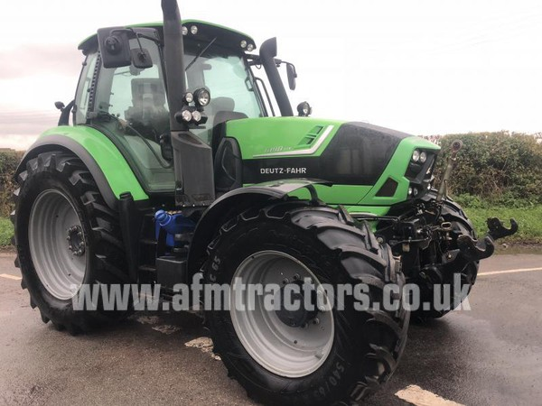 Ex Farm Deutz Agrotron 6190Ttv