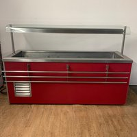 Self serve counter