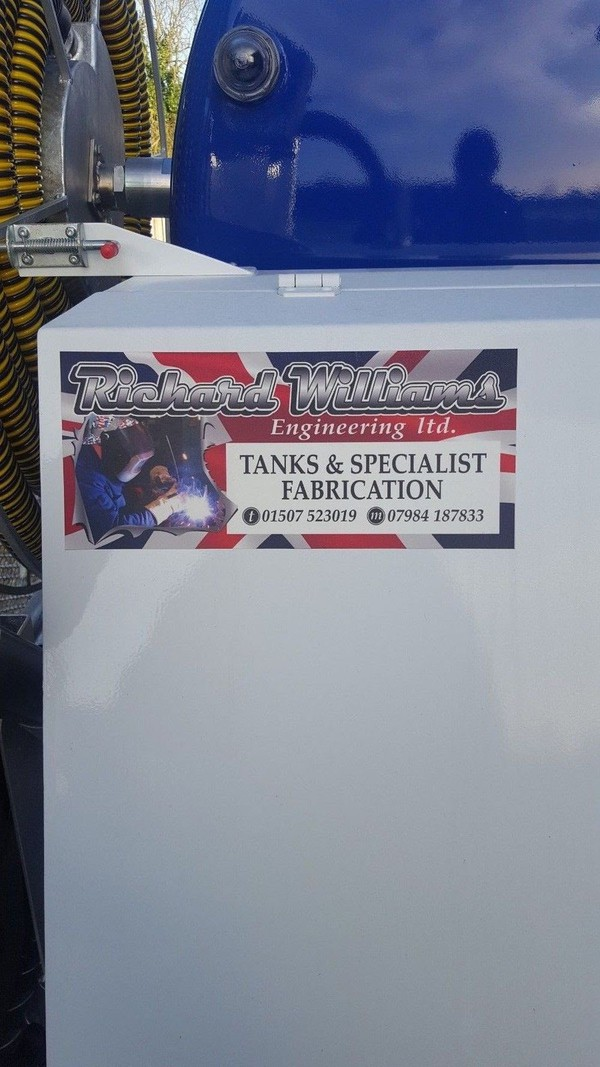 Secondhand septic tank truck