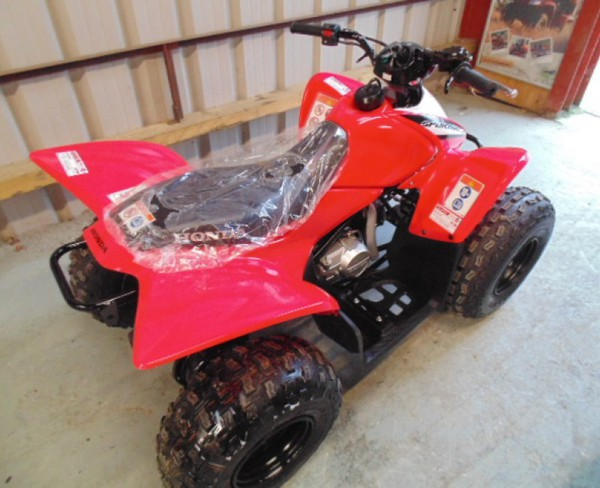 Secondhand ATV for sale