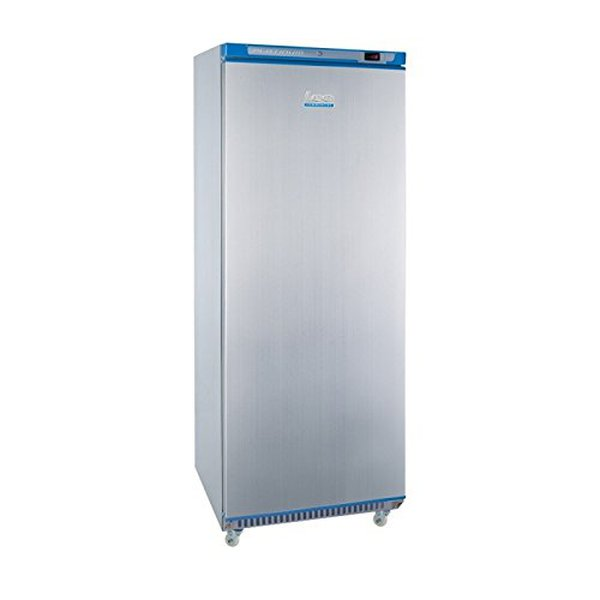 LEC - 600L Stainless Steel Single Door Fridge : CRS600ST  Grade B