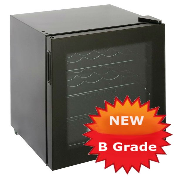 B Grade Bar top wine fridge