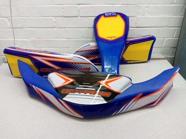 Secondhand-Karting co uk | Bodywork