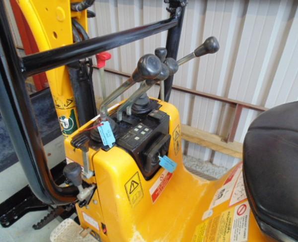 Buy JCB 8008 Micro Excavator