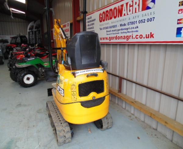 JCB 8008 Micro Excavator For Sale