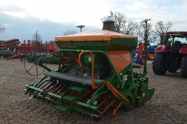 Ex Farm Amazone Combination KE3000/AD-P Super 3M