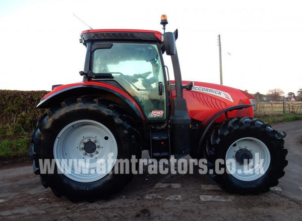 Used McCormick X7.660 Tractor