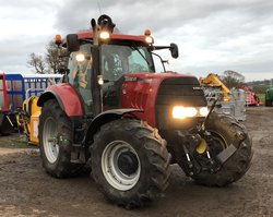 Case Puma 155 Tractor