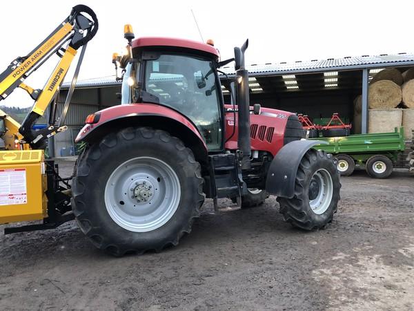 Case Puma 155 Farm Tractor
