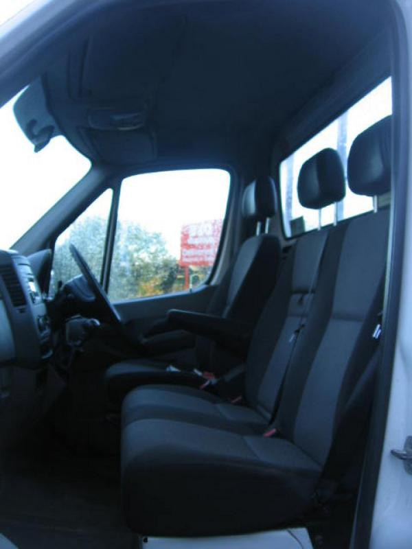 2013 VW Crafter dropside tipper