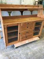 Sideboard/Dumb Waiter (CODE DW 225)