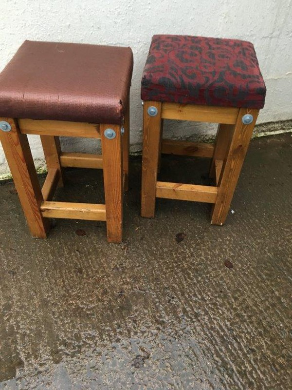 11x Bar Stools (Code BS 177)