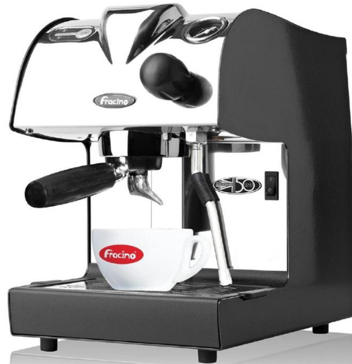 Fracino Piccino Coffee Machine And Coffee Grinder London E1
