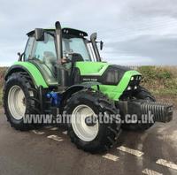 2014 Deutz Agrotron 6160 Tractor