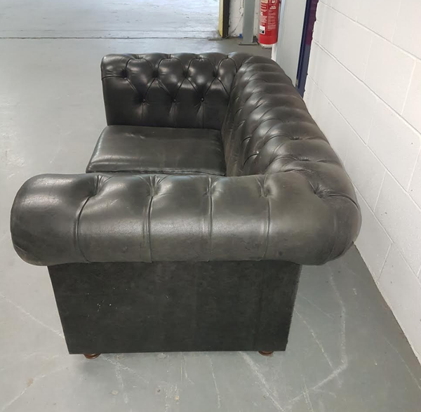 Secondhand chesterfield