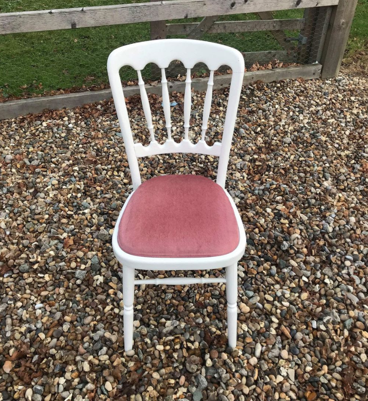 Ex hire chairs