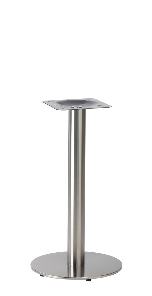 Restaurant / Café Round Stainless Steel Table Bases