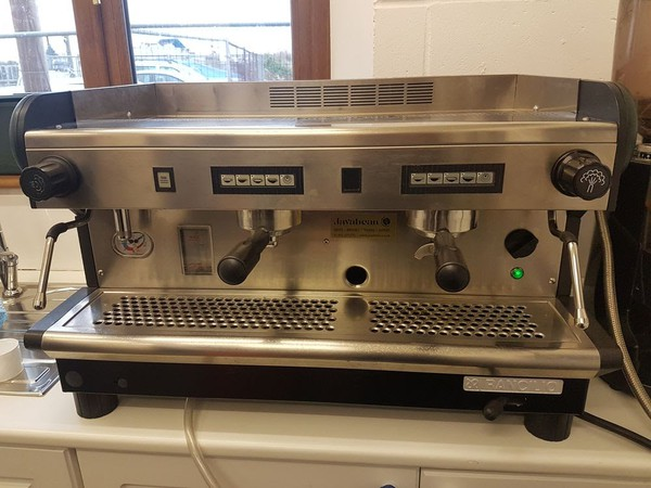 Rancilio S20 2 group commercial espresso machine fully serviced