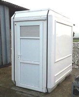 Single toilet unit for sale