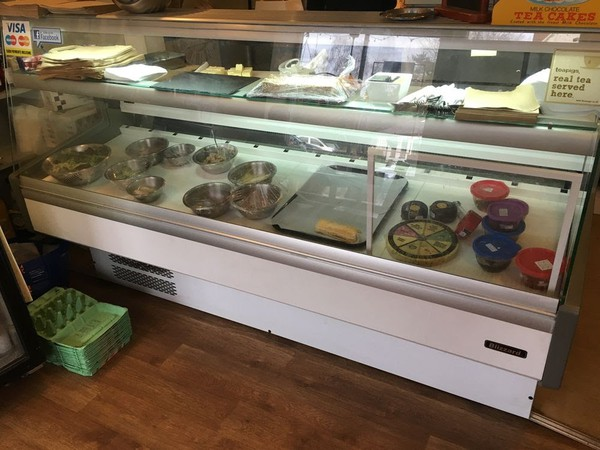 Blizzard Refrigerated Display Counter