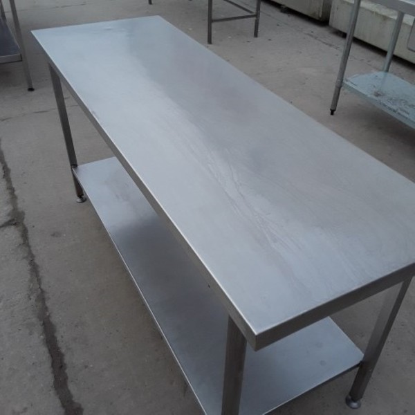 1800mm stainless steel table