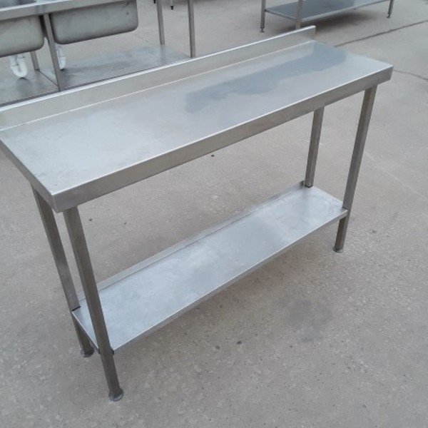 1300mm stainless steel table