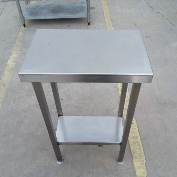530mm small stainless steel table