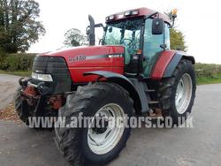 2002 Case Mx170 Tractor