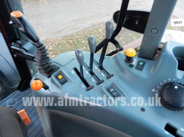 2002 Case Mx170 Ex Farm Tractor