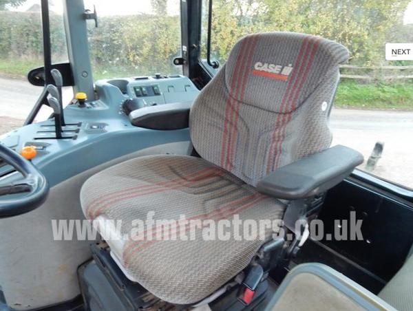 2002 Case Mx170 Farm Tractor
