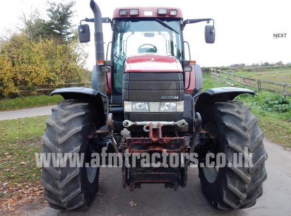 Case Mx170 Tractor
