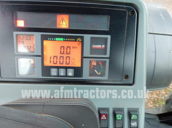 Used 2002 Case Mx170 Tractor