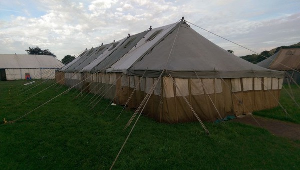 Ex-Army Marquees