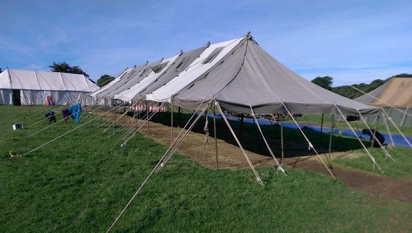 Ex-Army Marquees For Sale