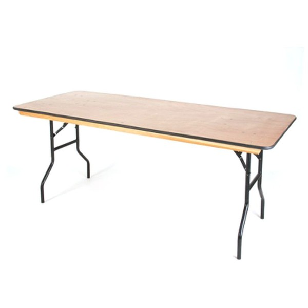 Trestle Tables 8ft x2.6ft