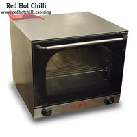 Red one counter top electric oven