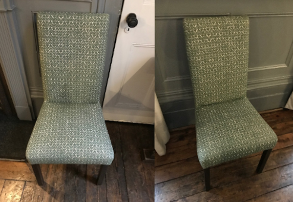 Complementary Dining Chairs