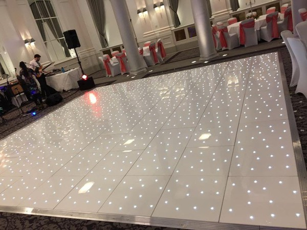 Starlight dance floor hire business