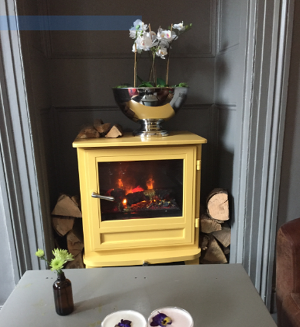 Chesney Beaumont Electric Fire Stove