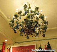Ex Harrods Feature Chandelier Height 190cm (plus Flex), Diameter 140cm